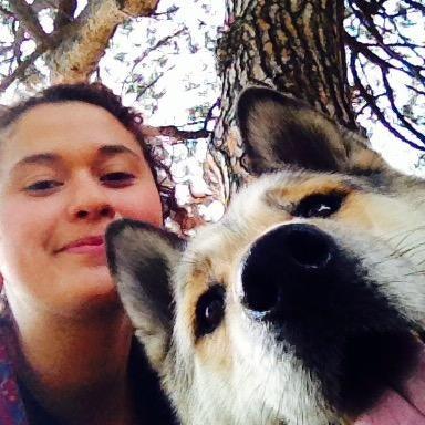 dog walker Crystal