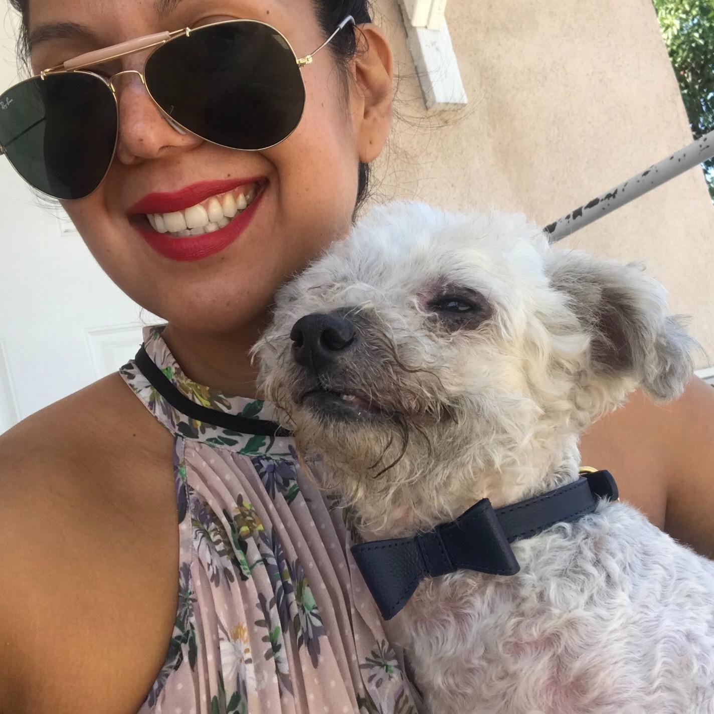 dog walker Maritzabel