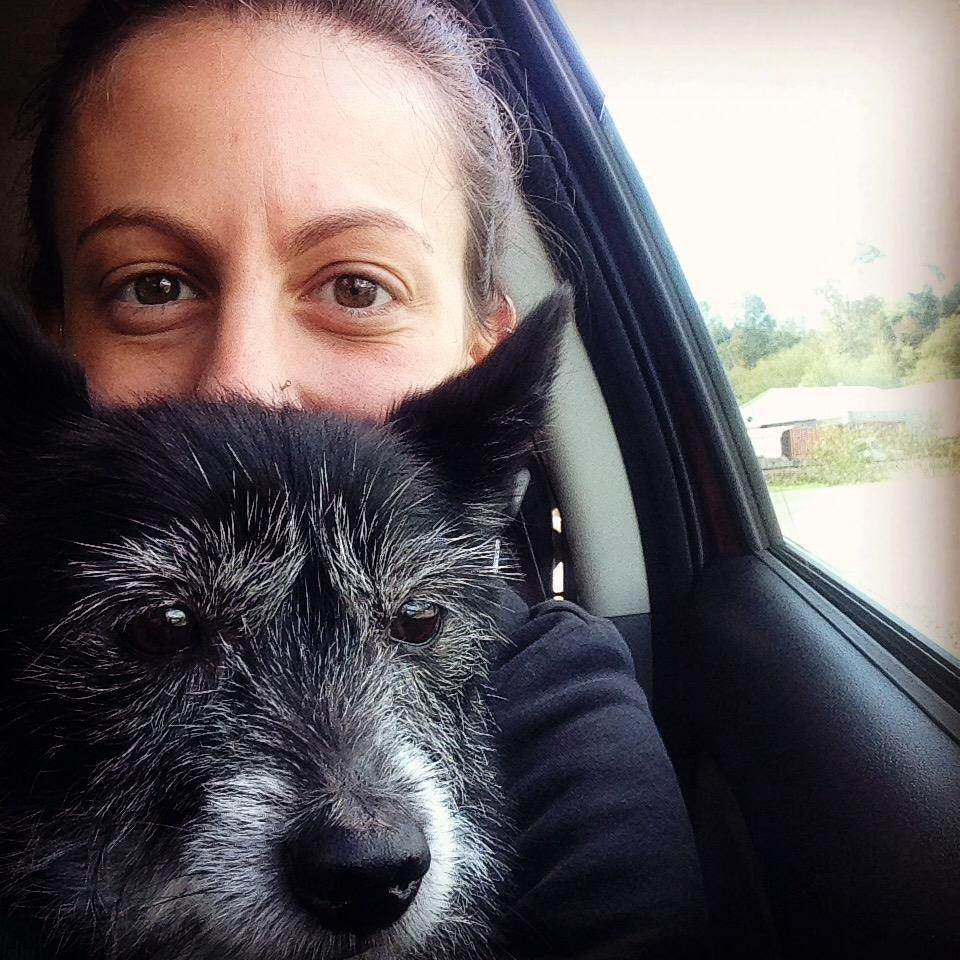 dog walker Clare