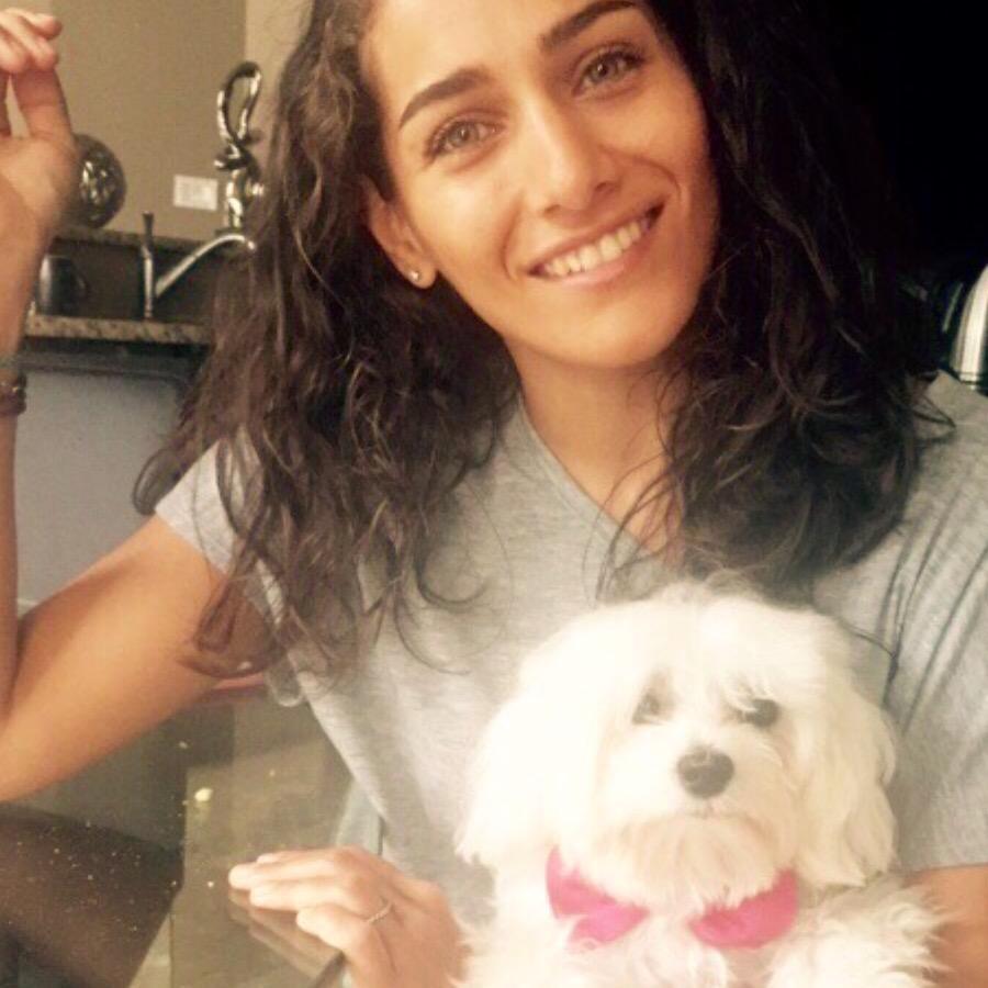 Roksana & Ahmad's dog boarding