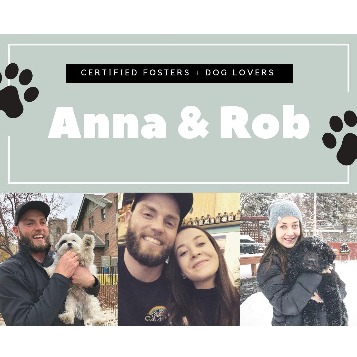 Anna & Rob J.