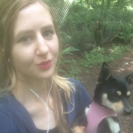 dog walker Mary Ellen