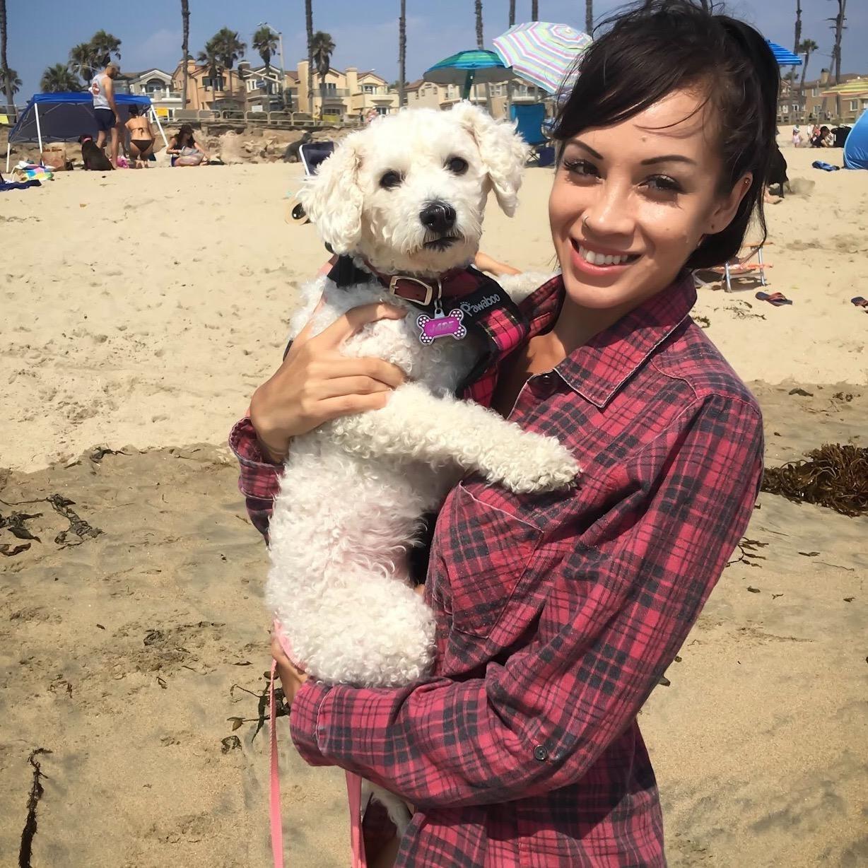 Tiana's dog boarding