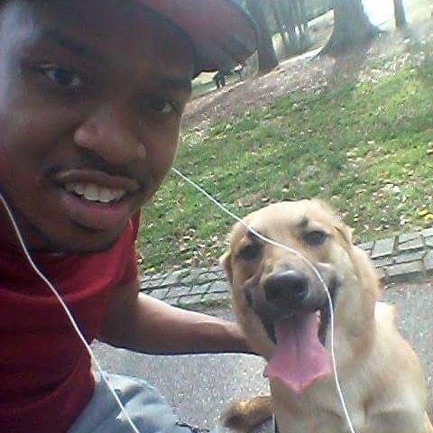 dog walker Emmanuel