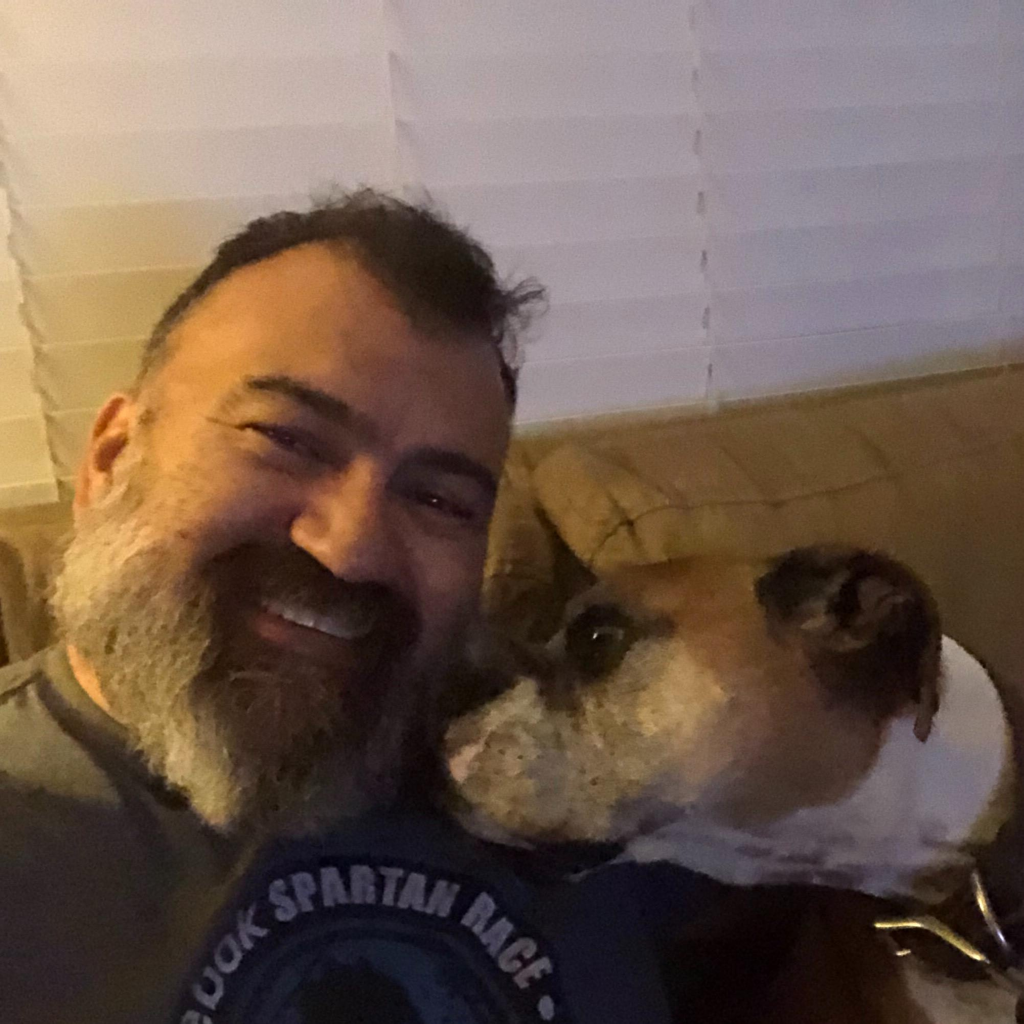 David's dog boarding