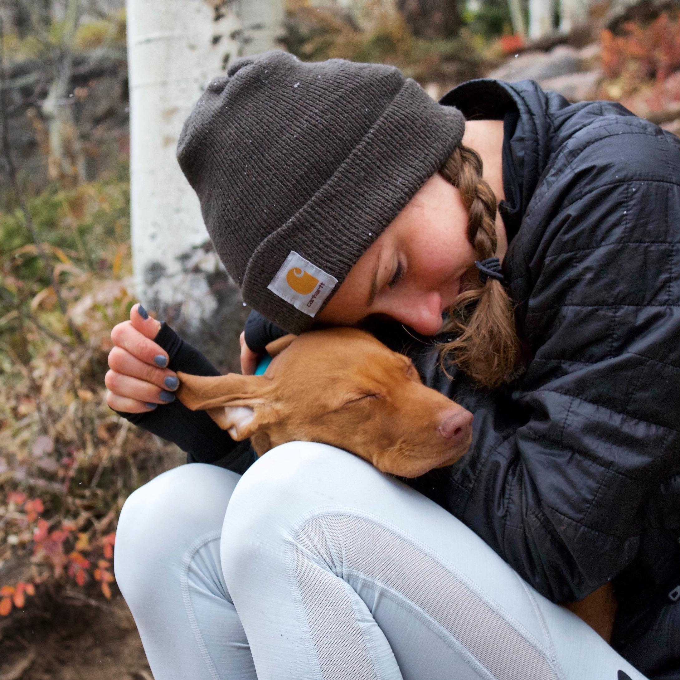 dog walker Lizzie