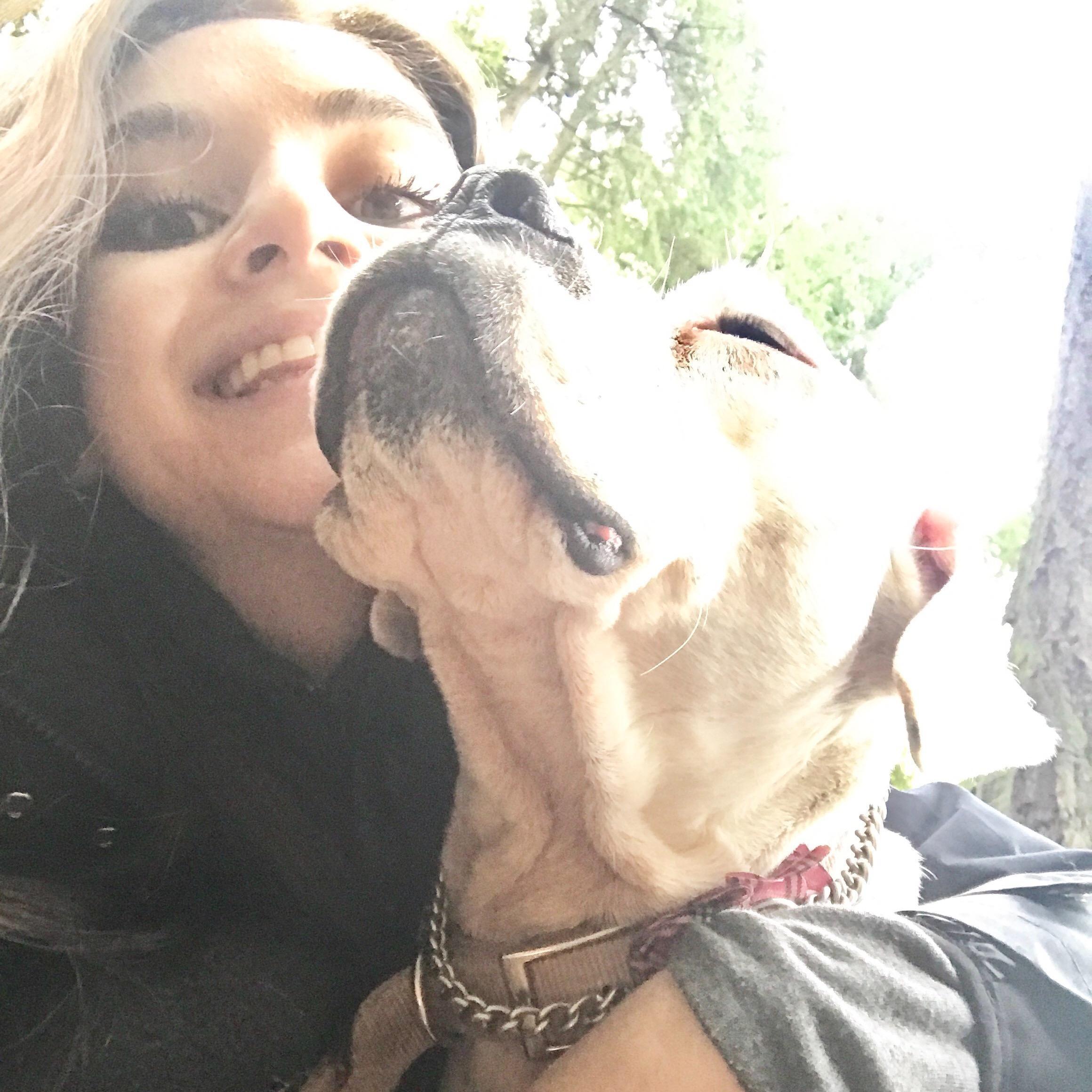 dog walker Kianna