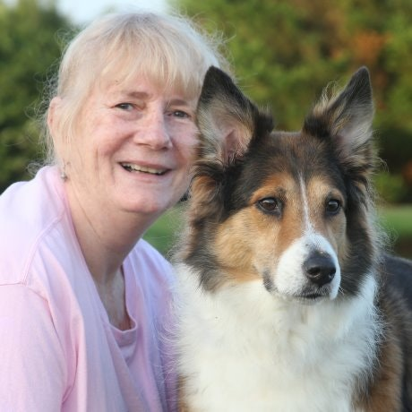dog walker Margo