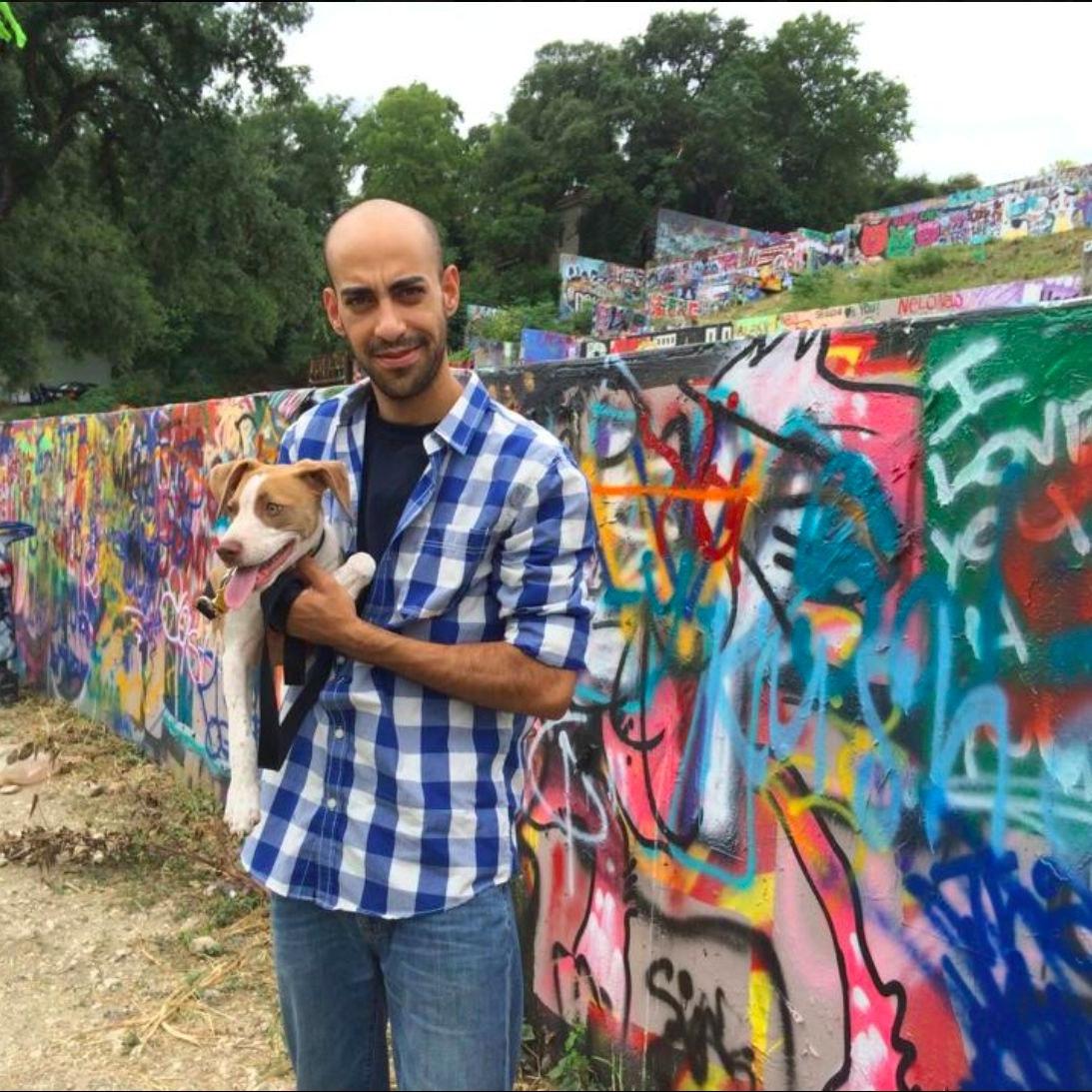 Ismail & Carmen's dog boarding