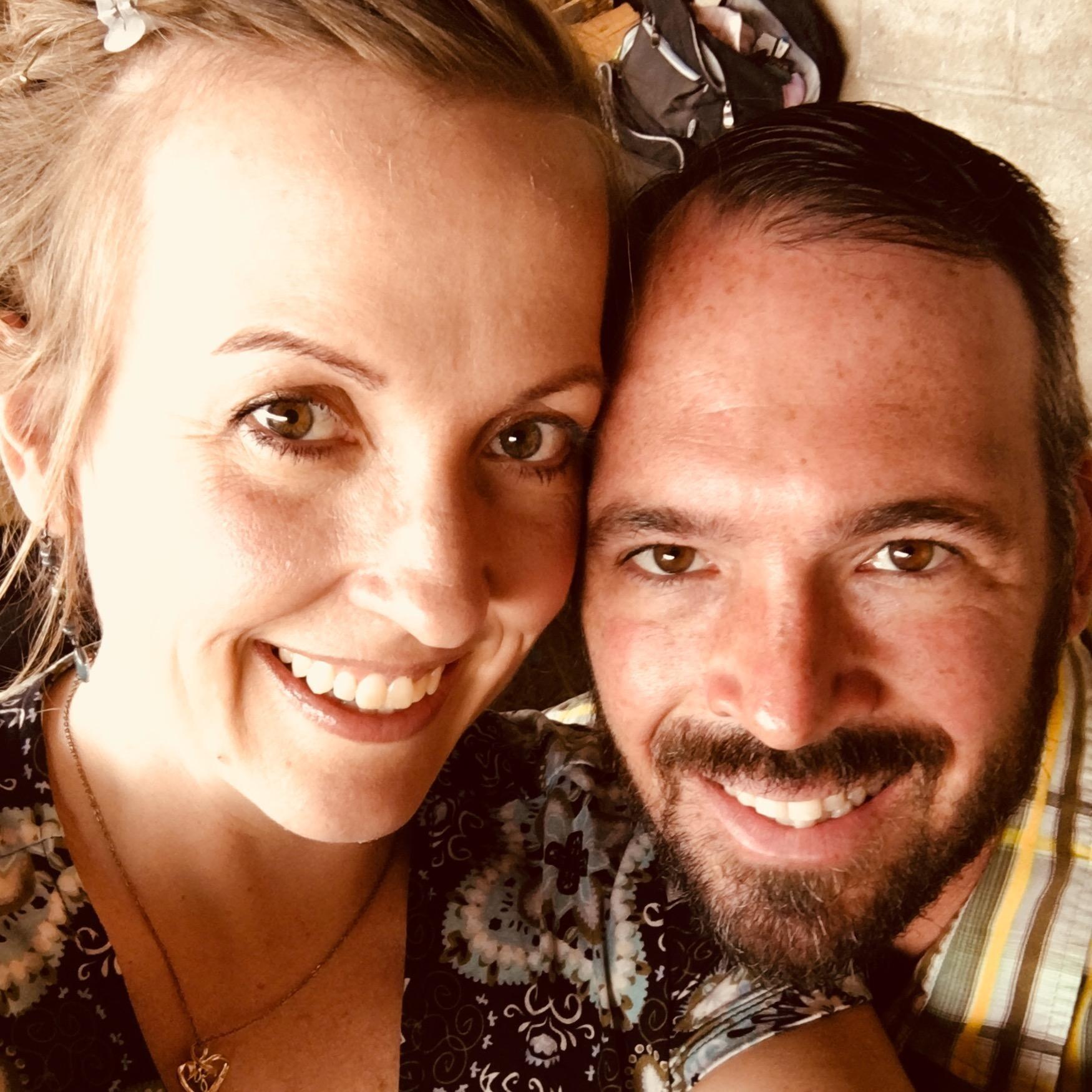 pet sitter Erica & Dennis