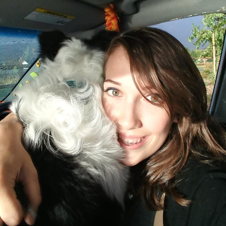 dog walker Luana