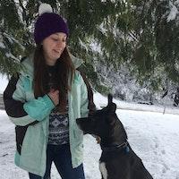 dog walker Colette