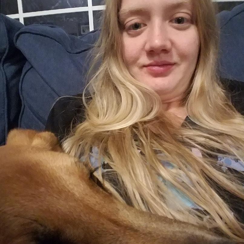 dog walker Shayna & David