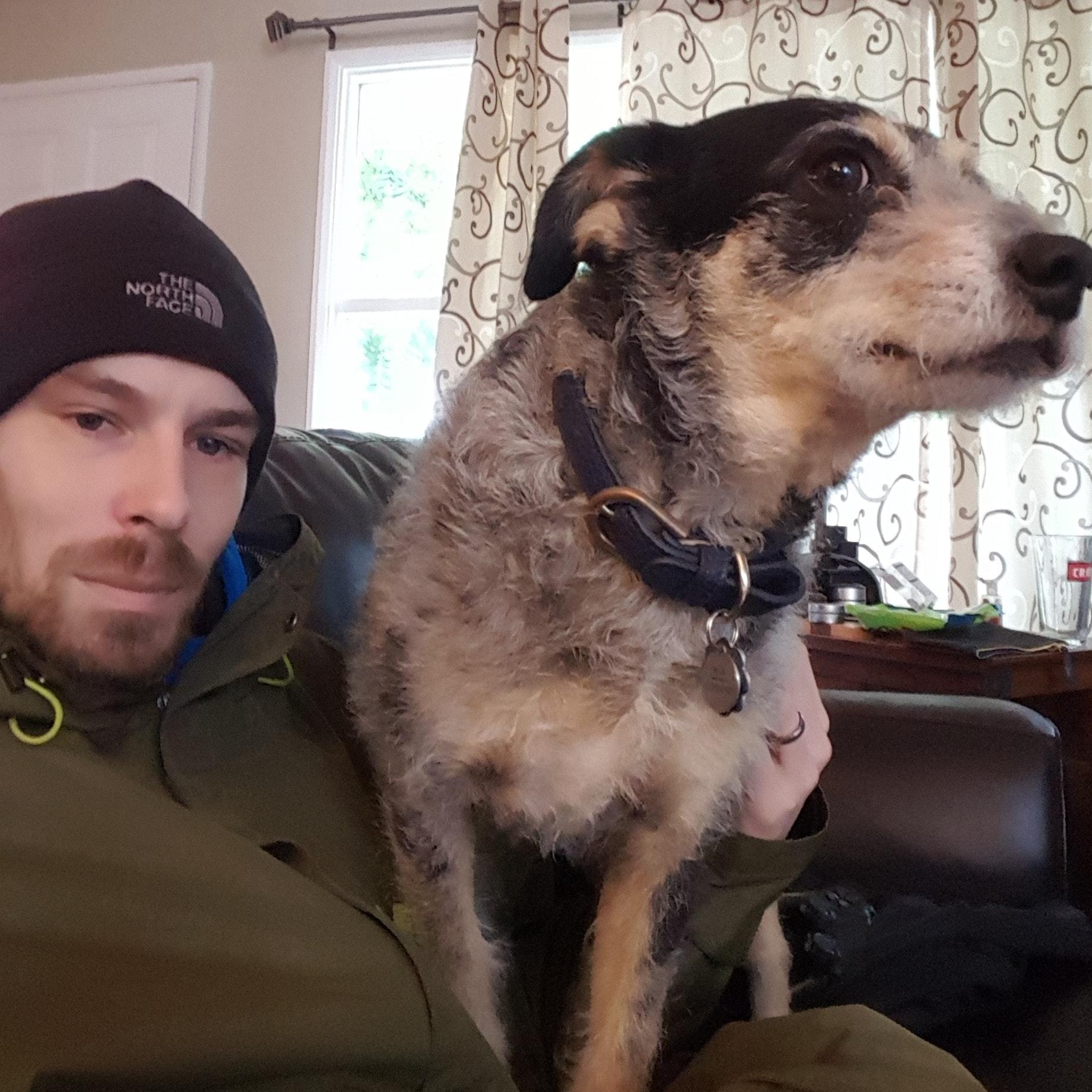 dog walker Kale