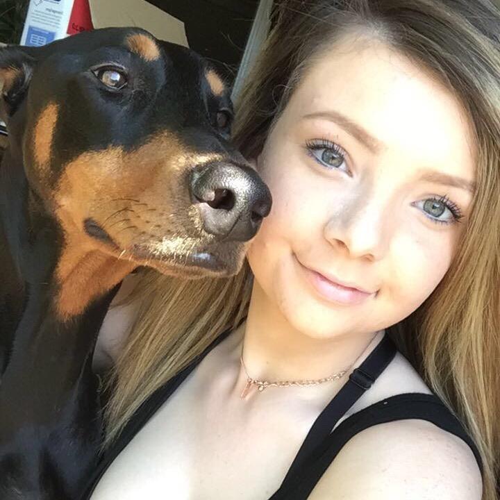dog walker Allyson