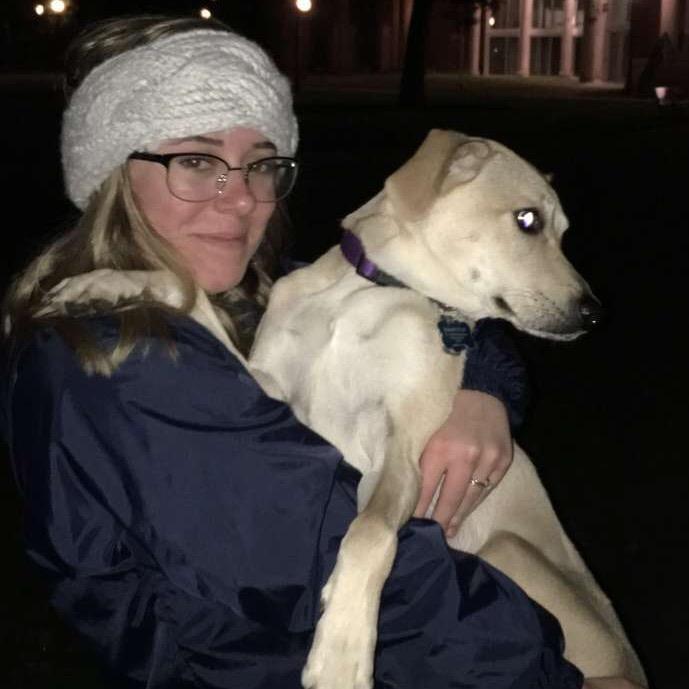 dog walker Aleah