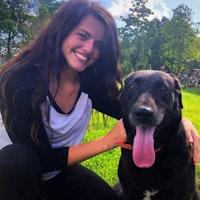 dog walker Nicole & Brandi