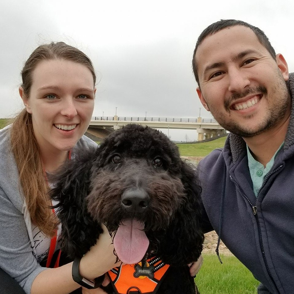 Ellen & Brad's dog boarding