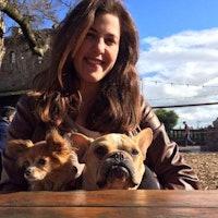 Nicole & Andrew's dog boarding