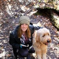 dog walker Kara