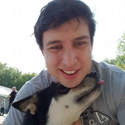 dog walker Michael