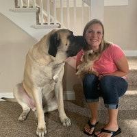 Kristyn & Benjamin's dog day care