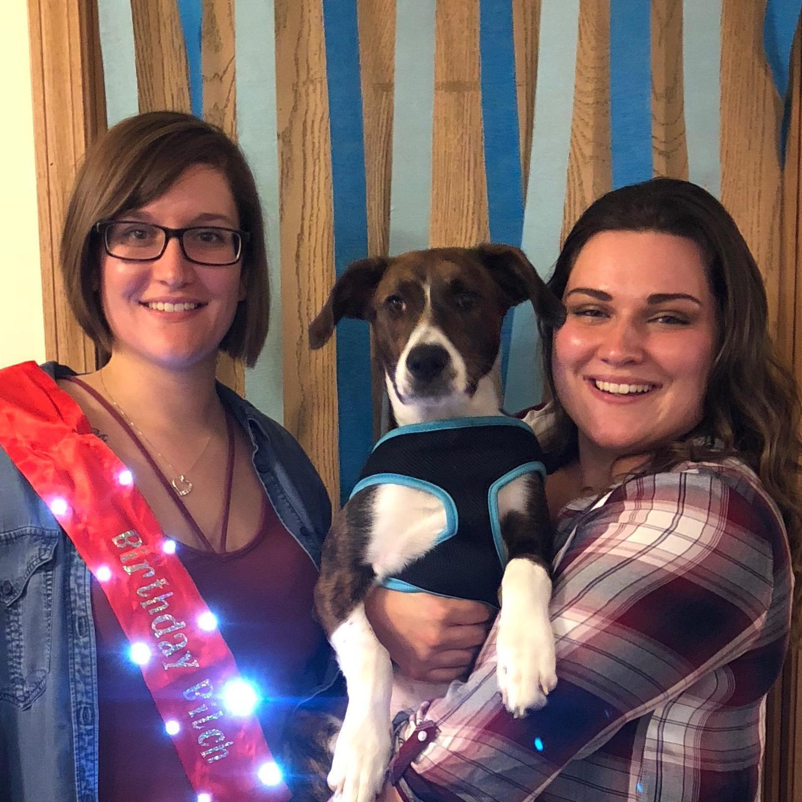 dog walker Amanda & Laureen