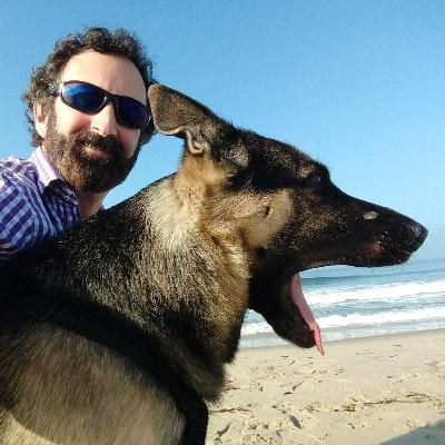 dog walker Frederick