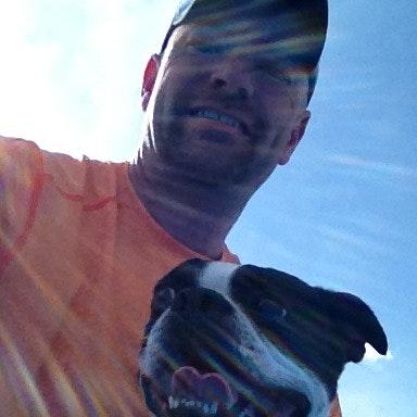 dog walker Phillip