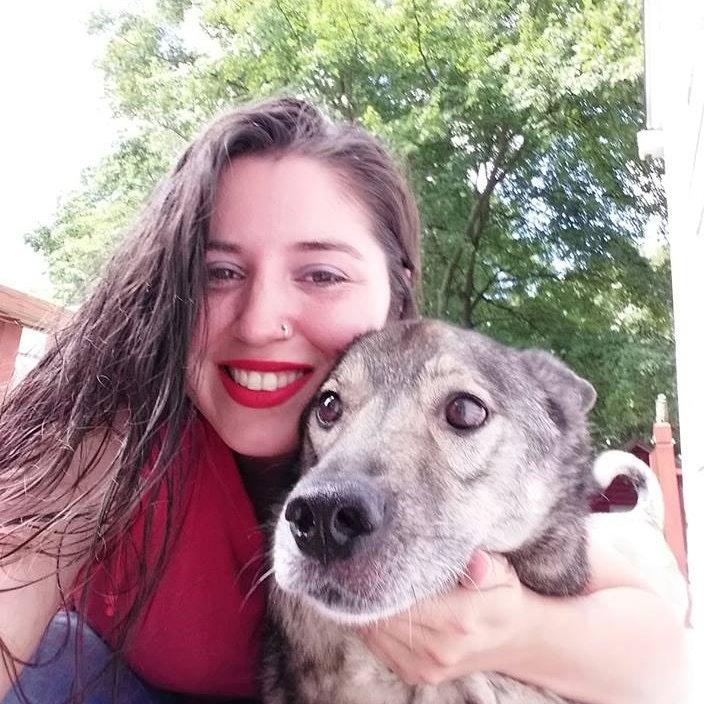 dog walker Chantelle