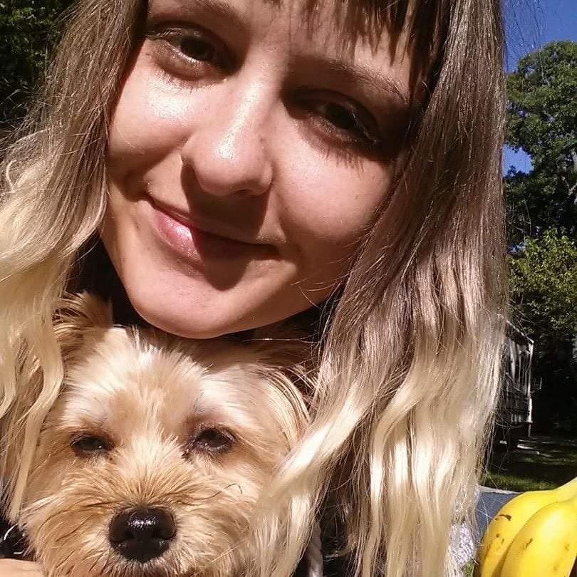 dog walker Anett