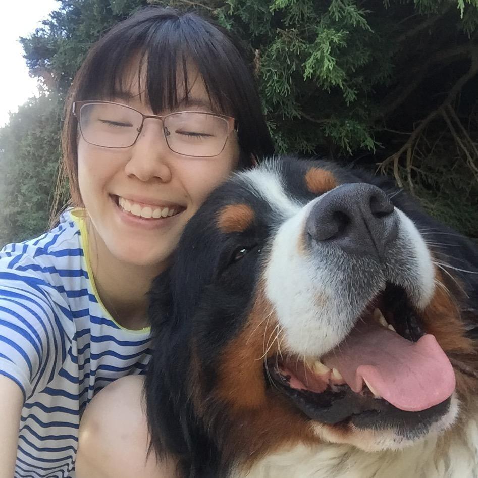 dog walker Erika