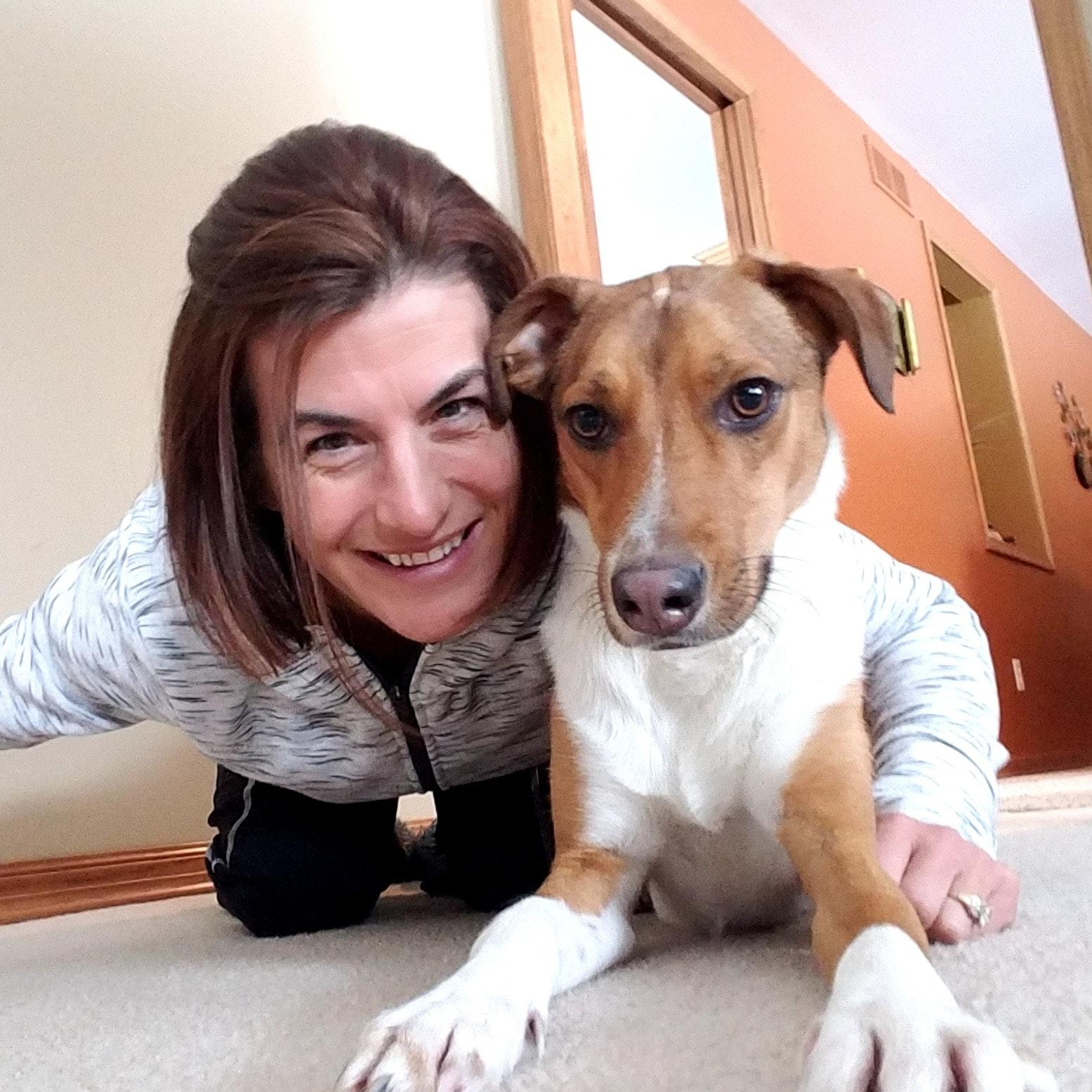 dog walker Penny