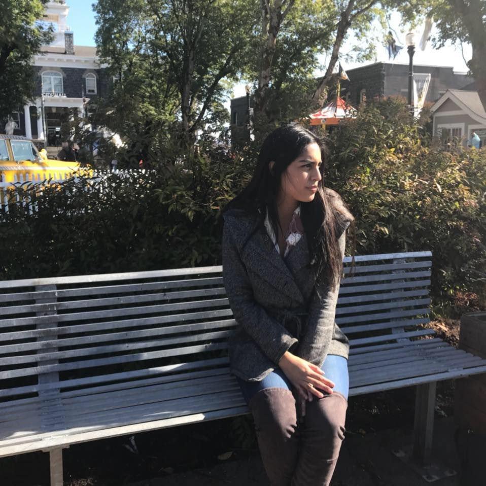 pet sitter Alexandra