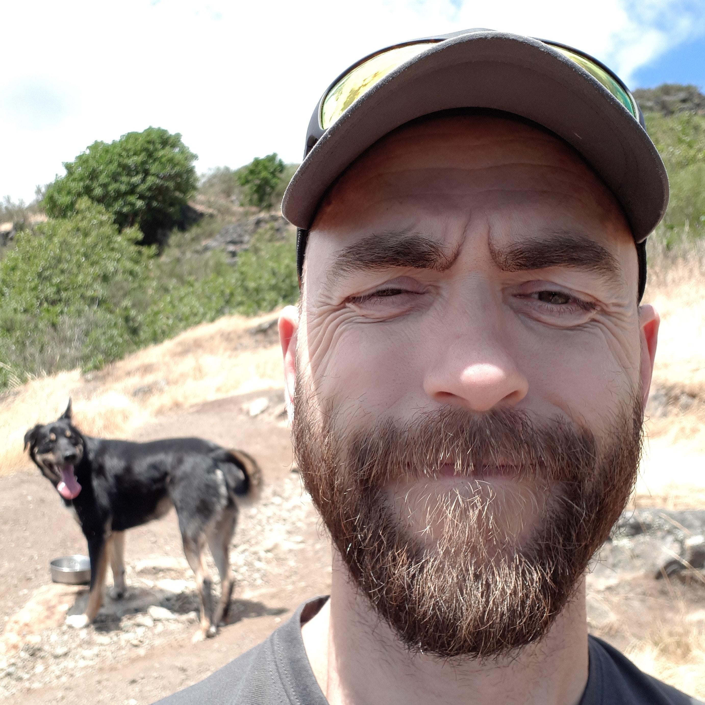 dog walker Alan