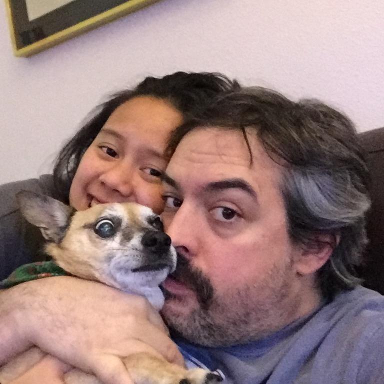 Jasmine & Dominic's dog boarding