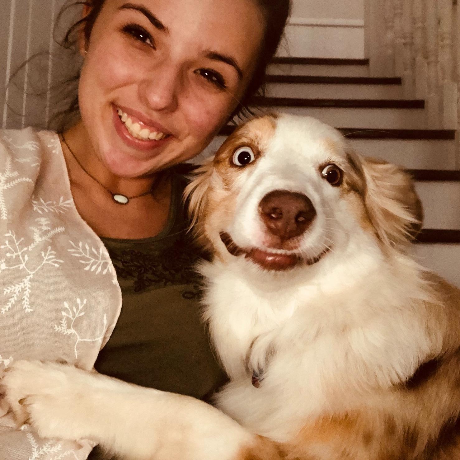 dog walker Mikayla