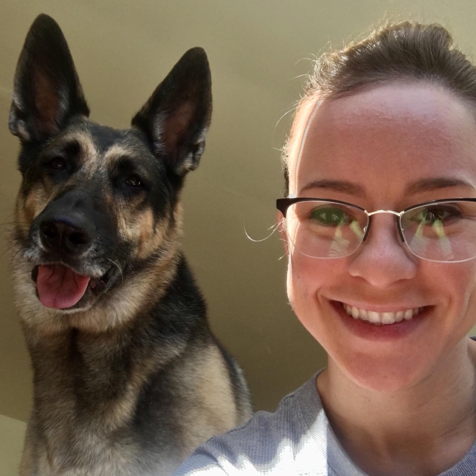 dog walker Karin