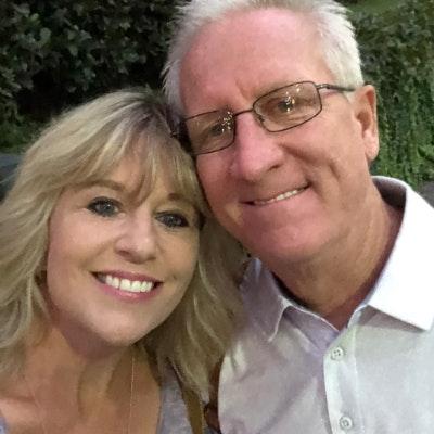 pet sitter Nicole & Gary