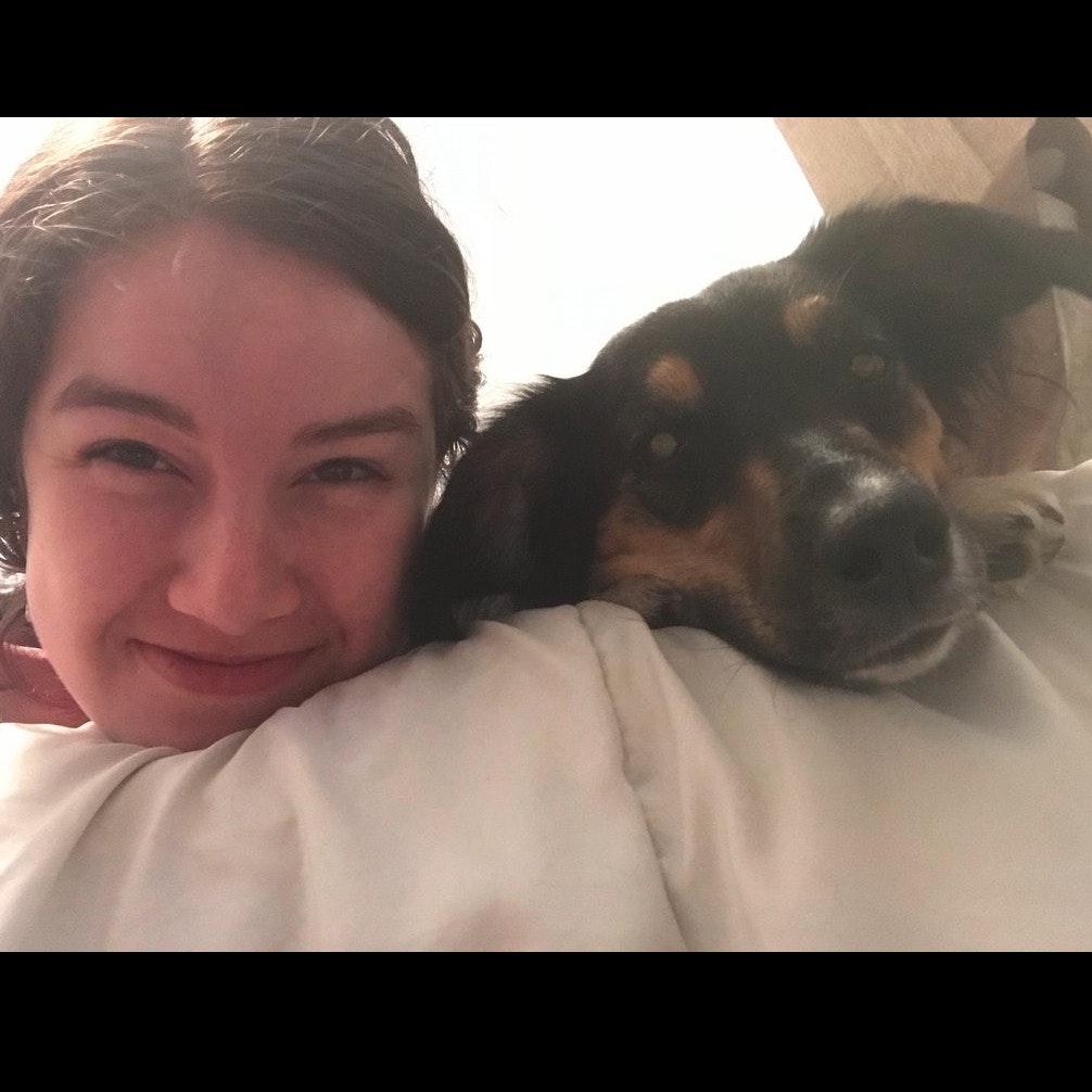 dog walker Miriam