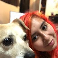 dog walker Janet
