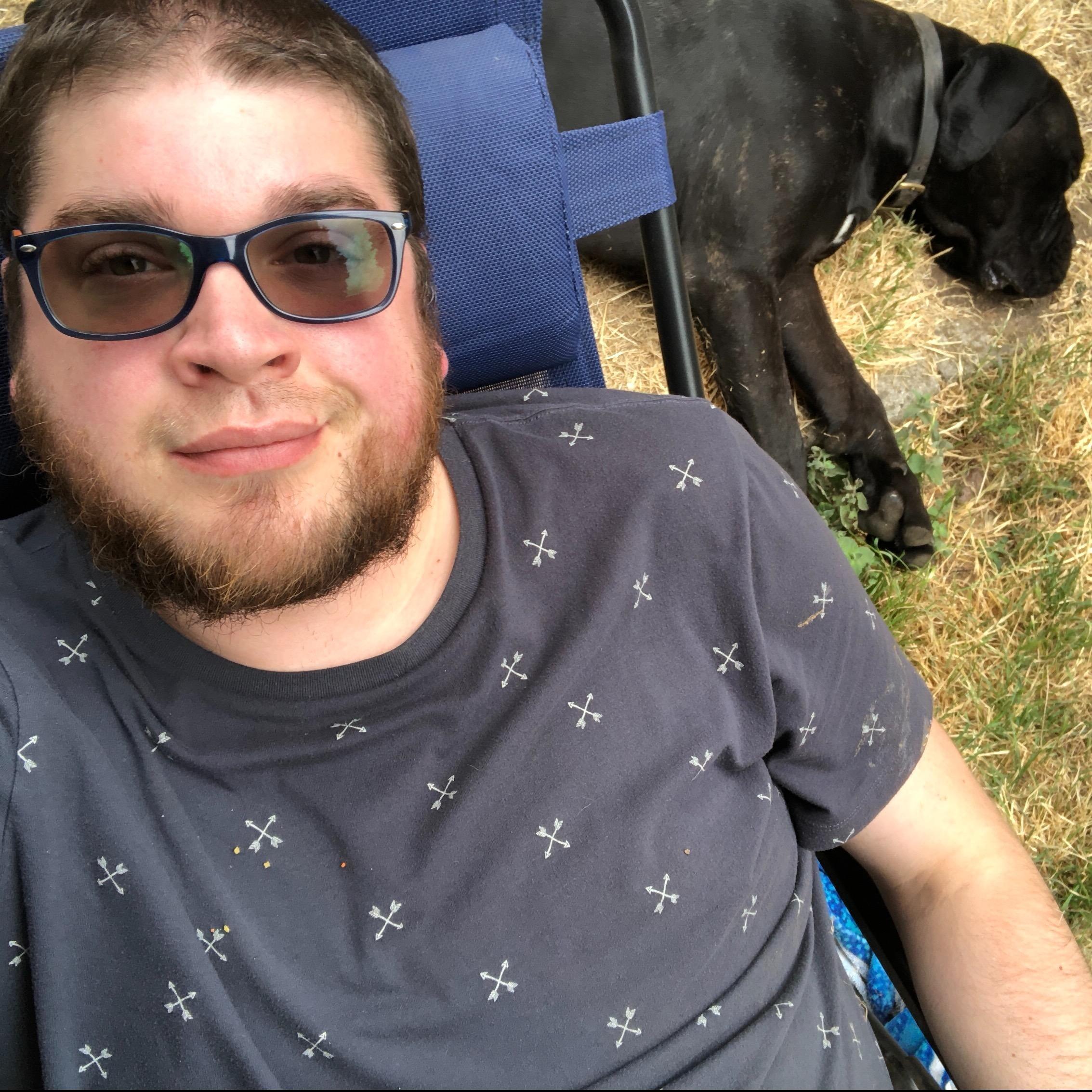 Chris & Trevor's dog boarding