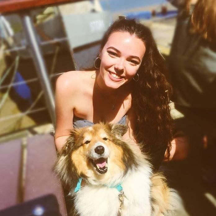 Arielle's dog boarding