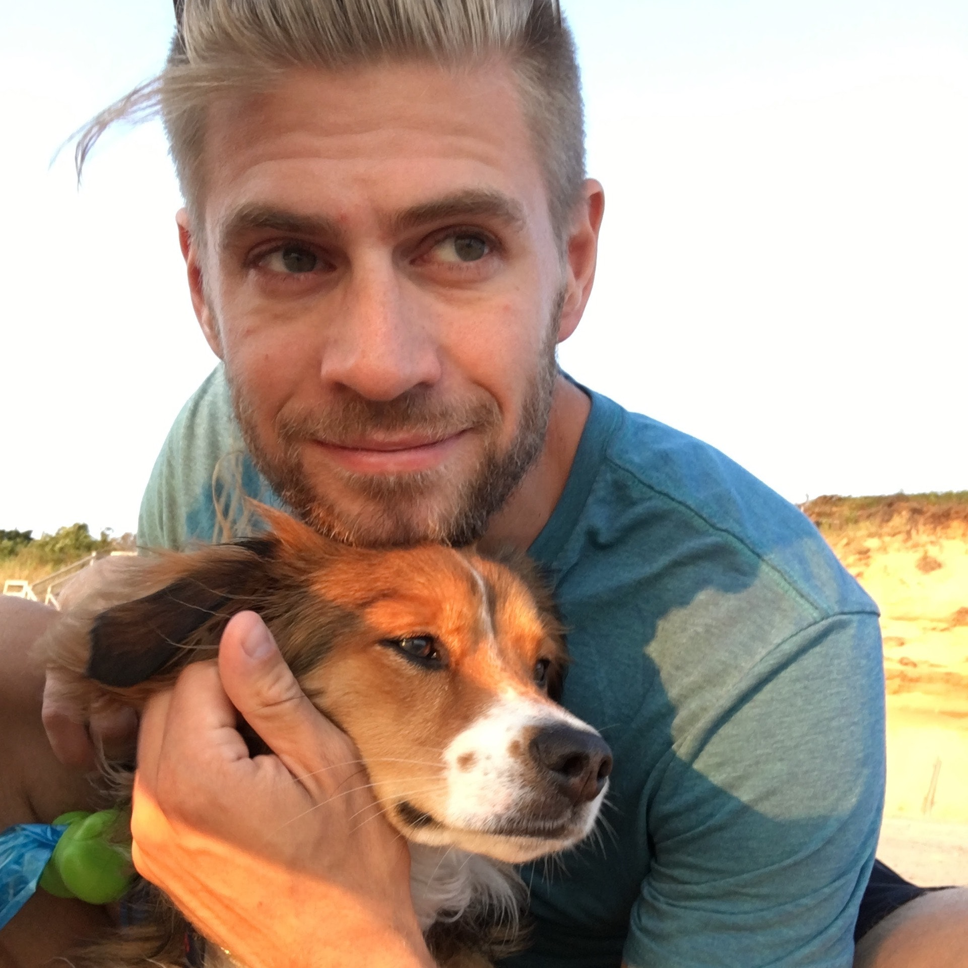 dog walker Steve