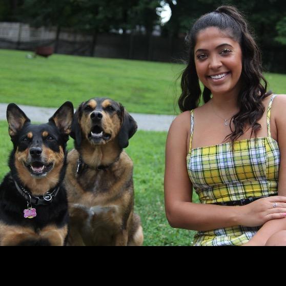 dog walker Dariana