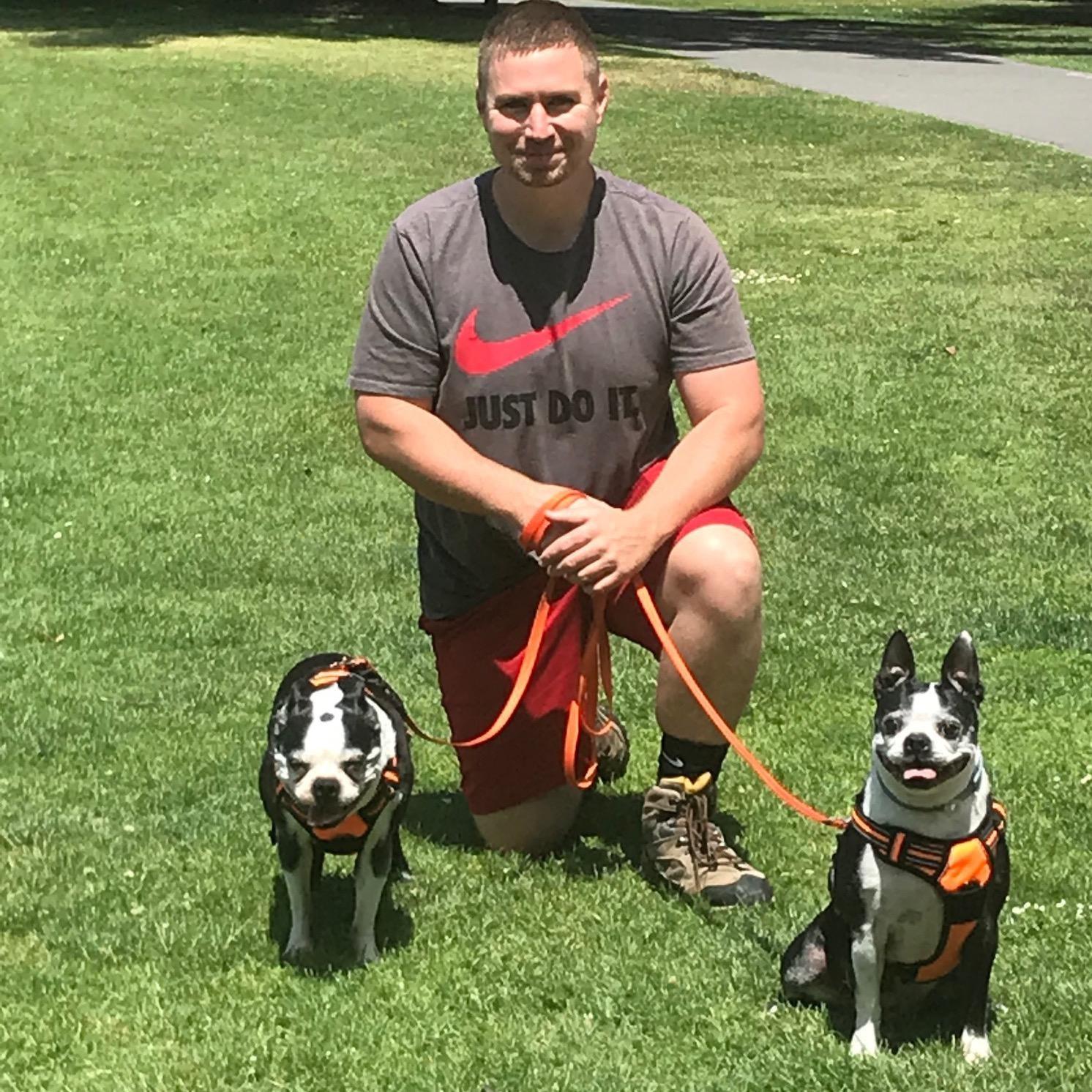 dog walker Paul