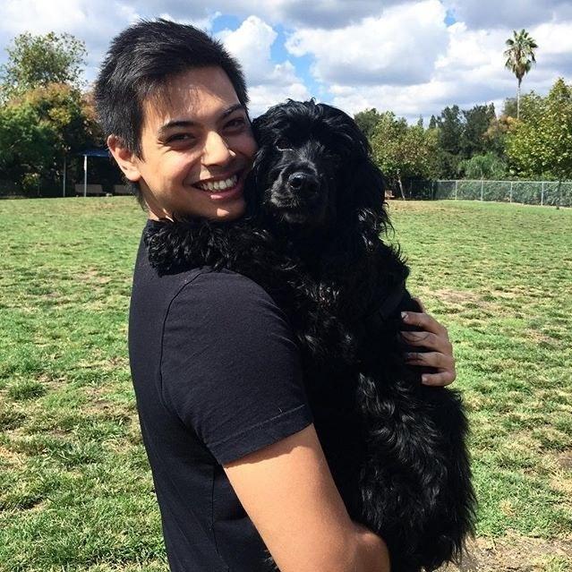 Jonathan's dog boarding