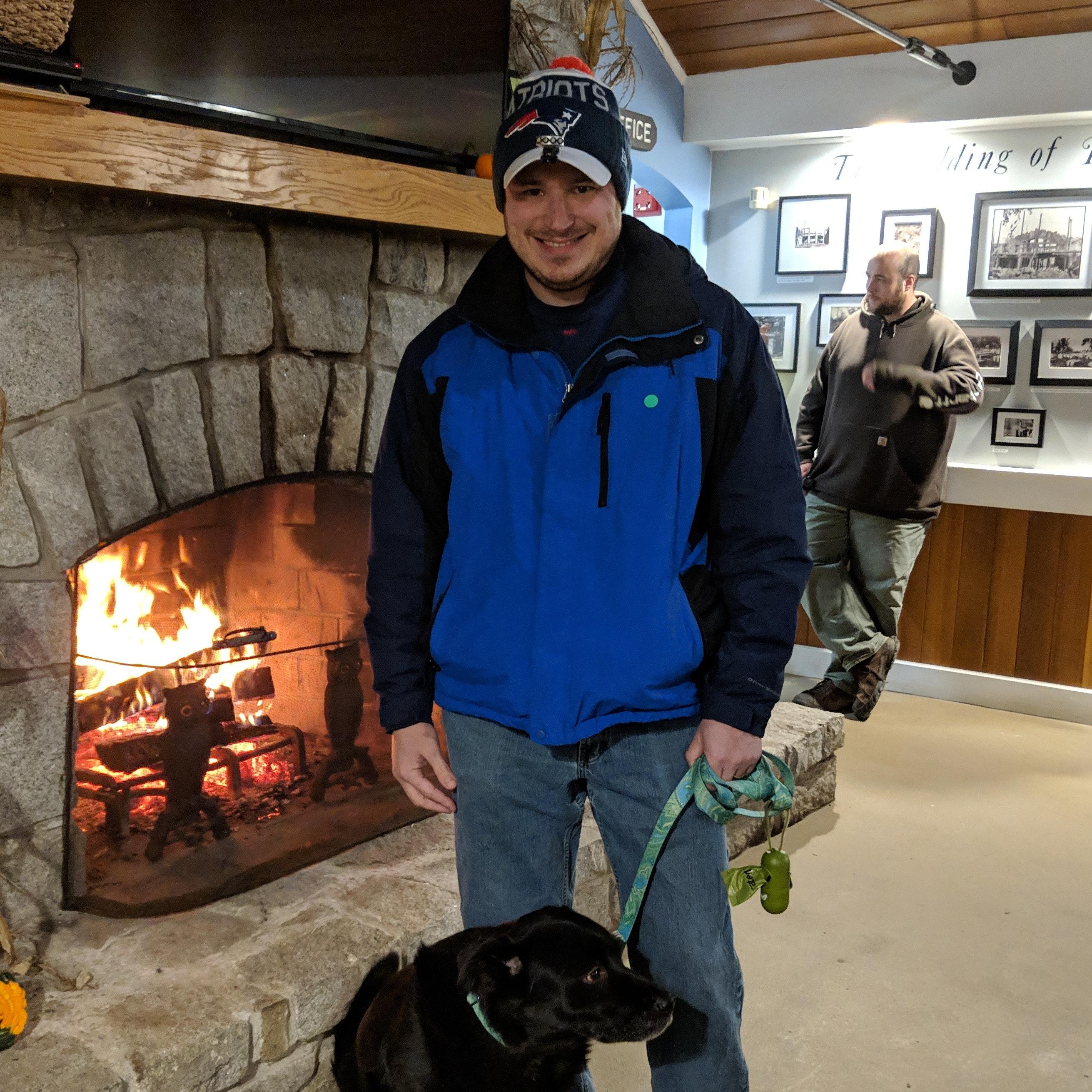 Paul's dog boarding