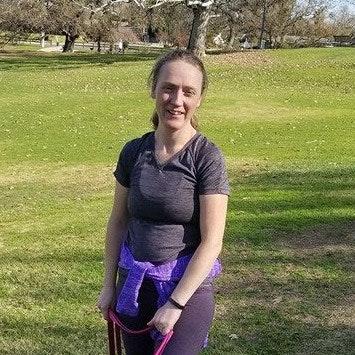 dog walker Miranda