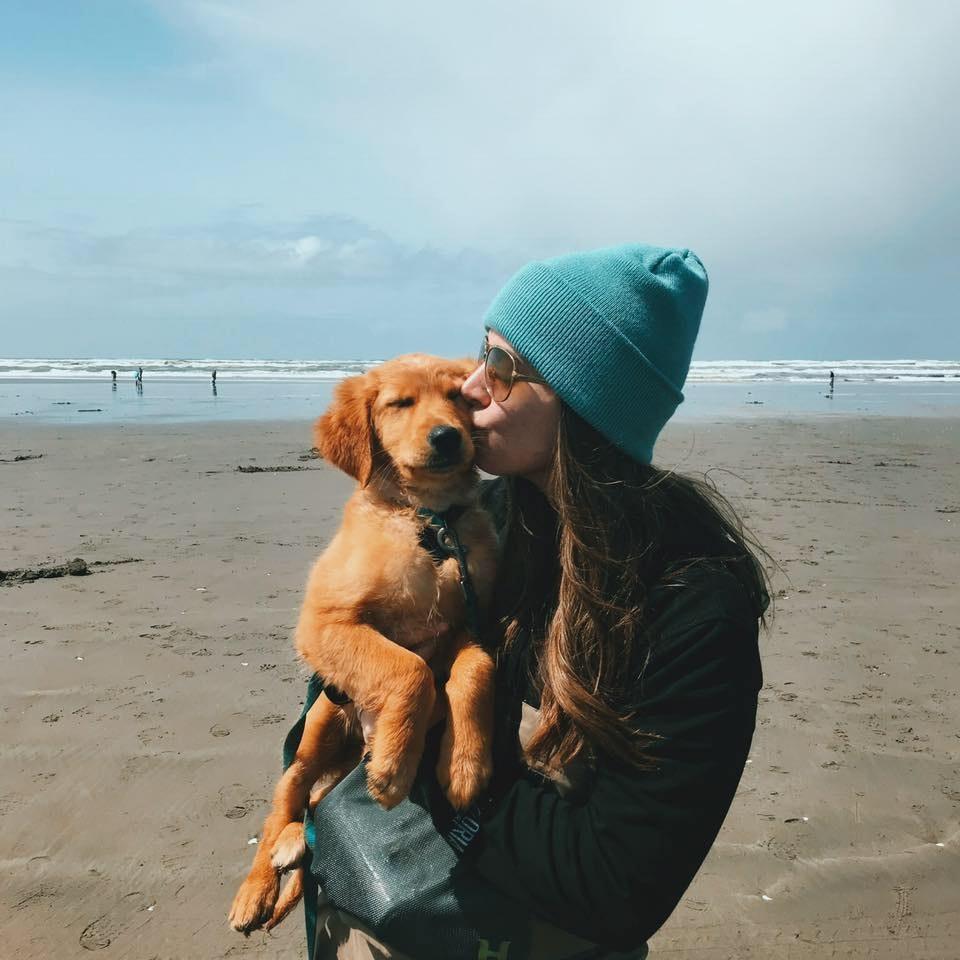 dog walker Caycie